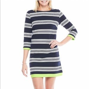 78535c2f143c crown & ivy · Crown & Ivy striped dress navy white cruise NEW. NWT
